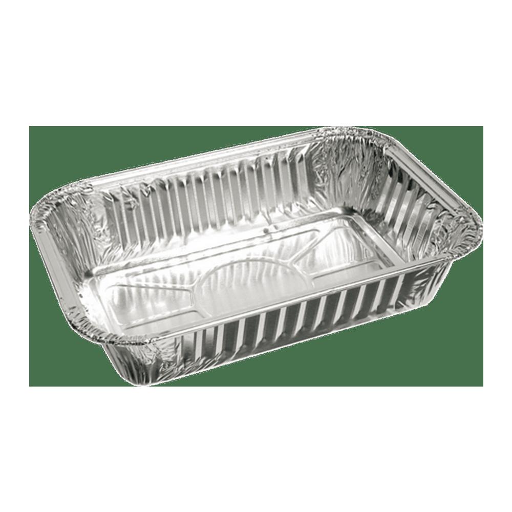 Aluminium Bak 20,3 x 13,8 x 4,5 cm