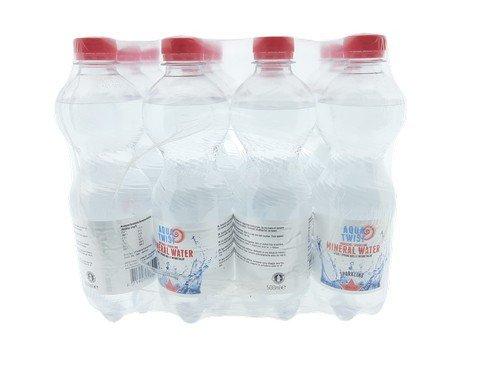 Aqua Twist | Mineraalwater met koolzuur | 12 x 0,5 liter