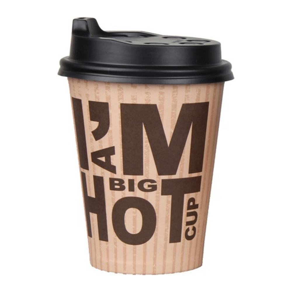 I'm a Big Hot Cup 350 ml 20 x 50 stuks
