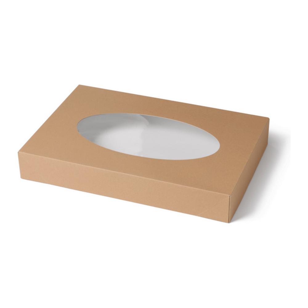 Biodore cateringdoos 36 x 25 x 8 cm 5 x 10 stuks