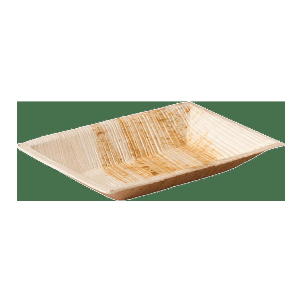 Biodore Bord Palmblad 17 x 12 cm 25 stuks