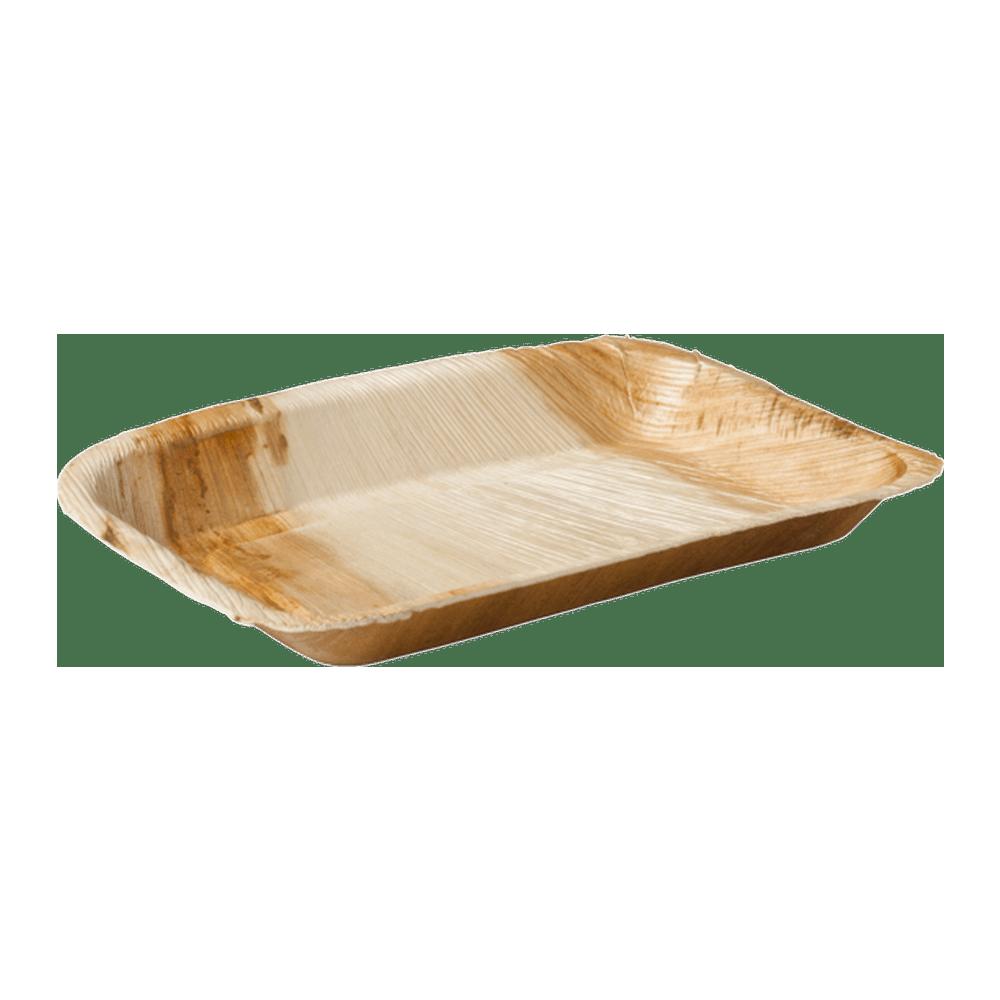 Biodore Bord Palmblad 24 x 16 cm 25 stuks