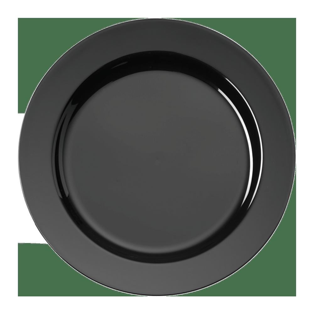 Bord zwart 260 cm 10 x 20 stuks