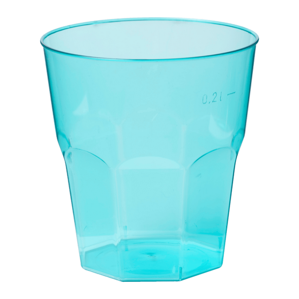 Brasserieglas 220 ml Turquoise 36 x 25 stuks