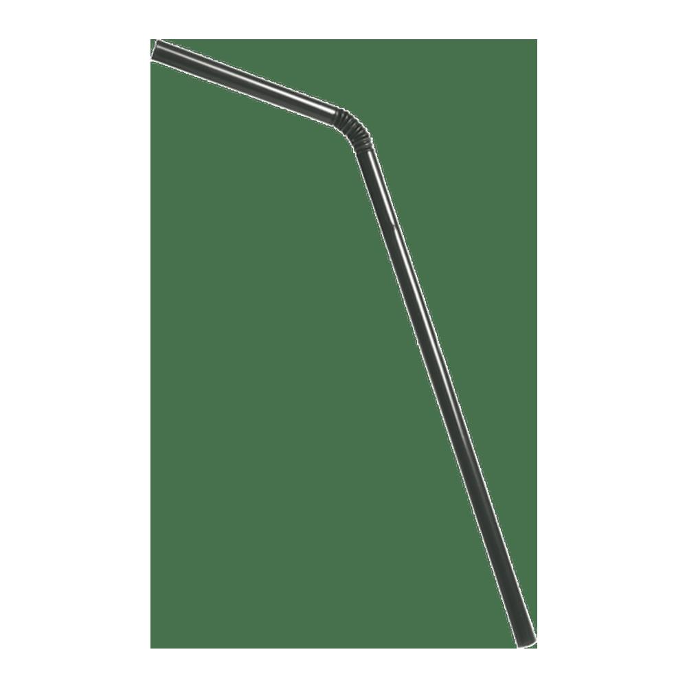 Buigrietje zwart 21 cm 20 x 500 stuks