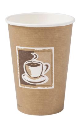 Caffé koffiebeker 300 ml 35 x 36 stuks