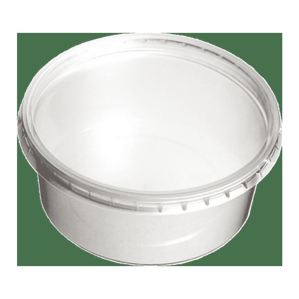 Cup met deksel 350 ml 5 x 50 stuks