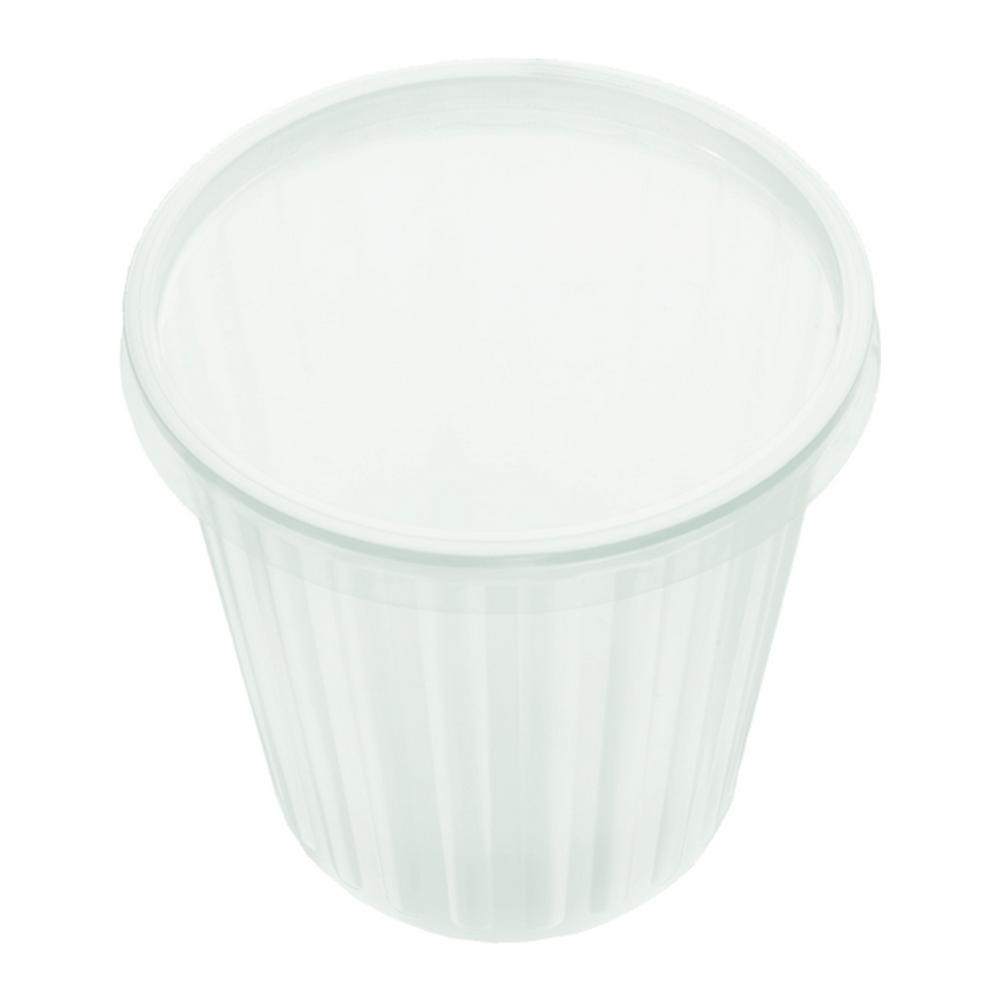 Rib Cup met deksel 950 ml 6 x 50 stuks