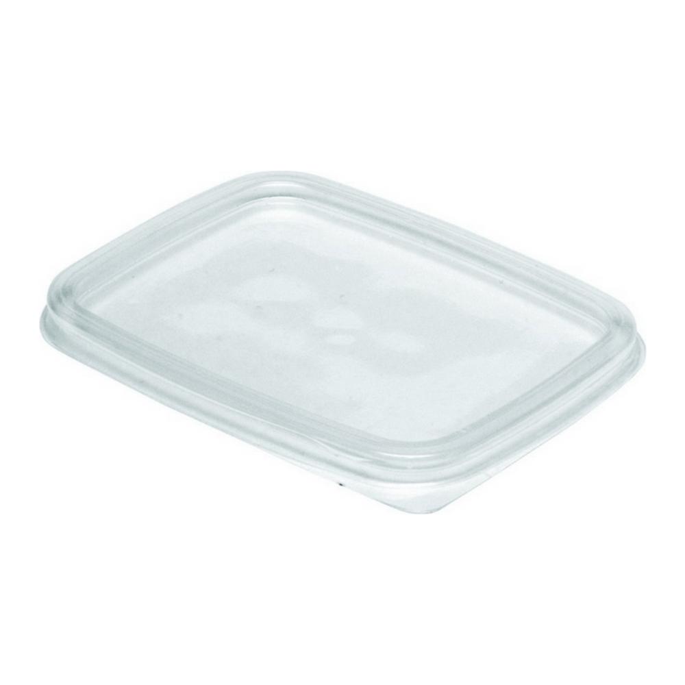 Deksel Transparant 10 x 100 stuks