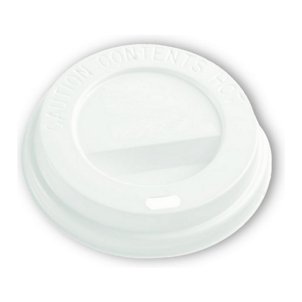 Deksel hittebestendige beker 225 ml 20 x 50 stuks