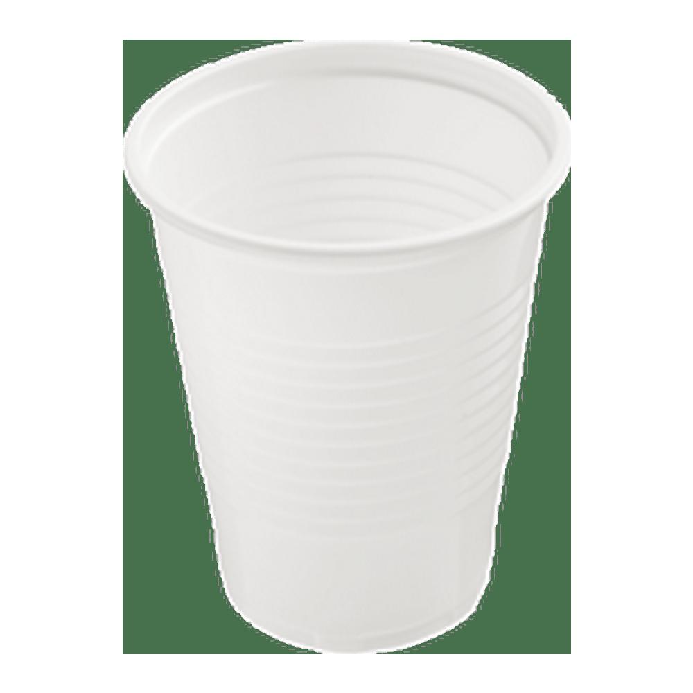 Drinkbeker 180 ml wit 30 x 100 stuks