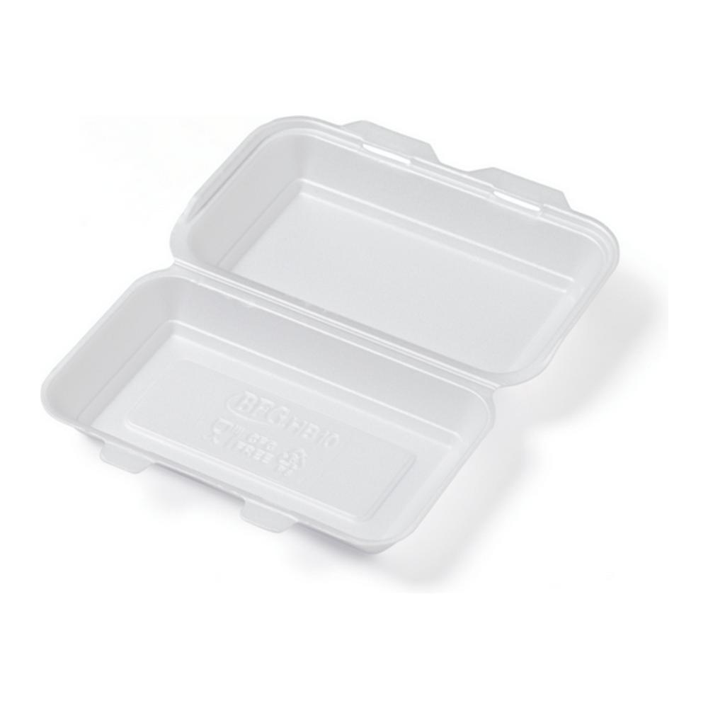 Grillbox 240 x 155 x 70 mm wit