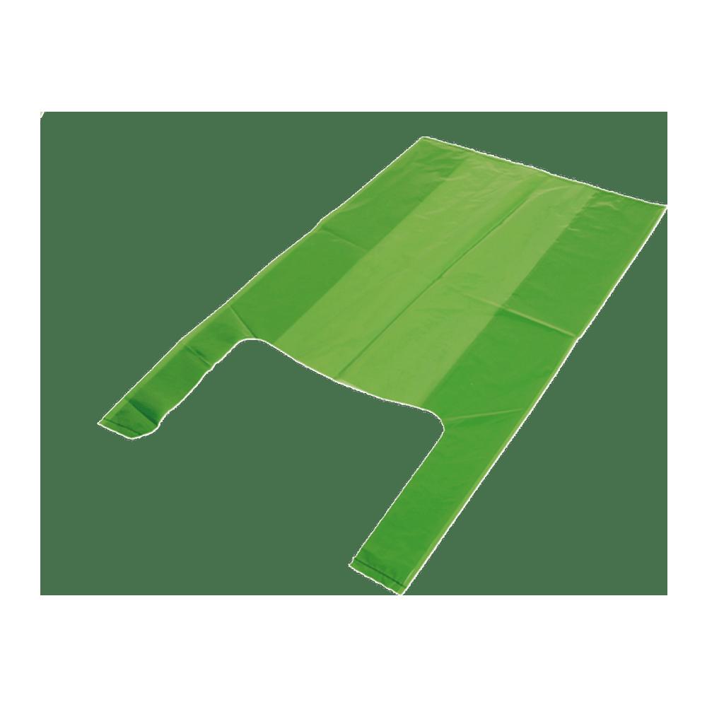 Hemdtas Groen 26 x 12 x 44 cm 20 mlu