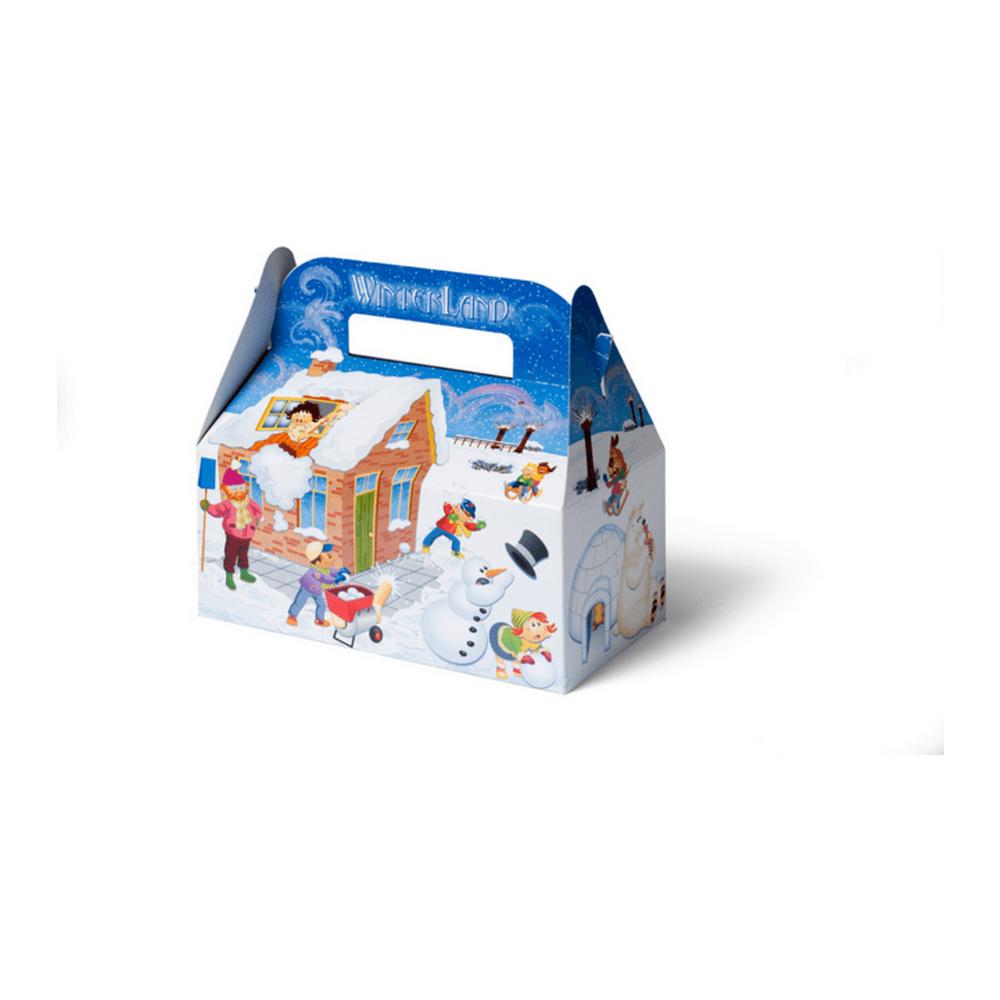 Kidsbox Winterland 50 stuks