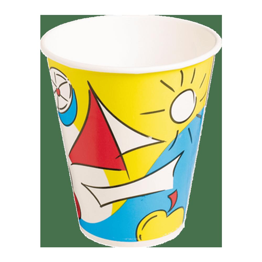 Milkshakebeker Sunny 300 ml 20 x 50 stuks