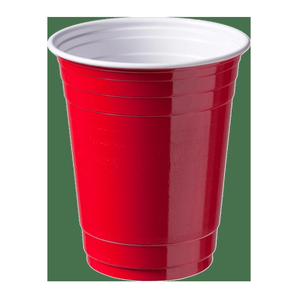 Party Cup rood 300 ml 20 x 50 stuks