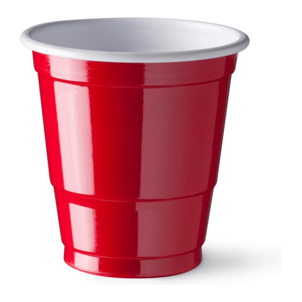 Party Cup rood 60 ml 24 x 24 stuks