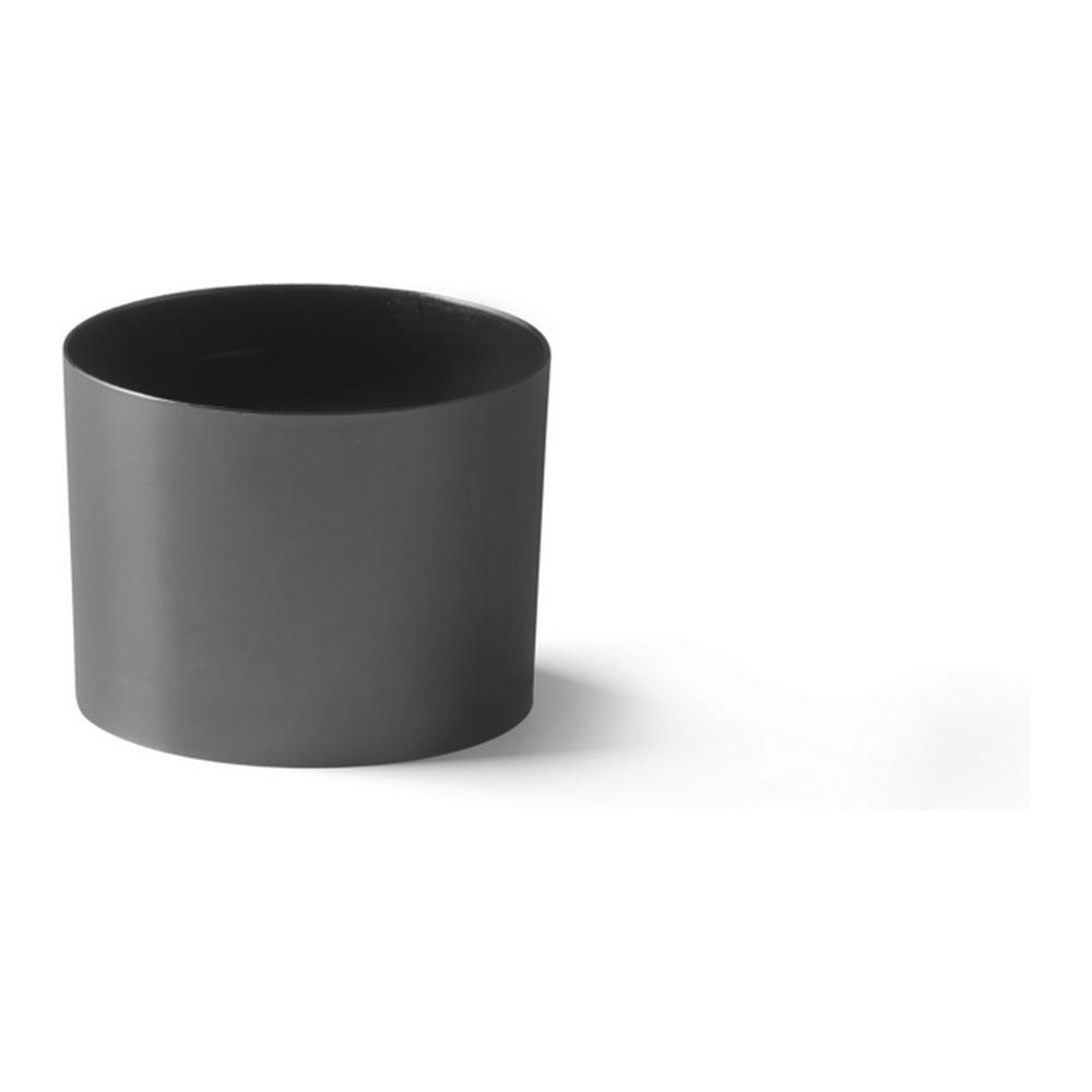 Amusebakje 60 ml zwart 10 x 50 stuks