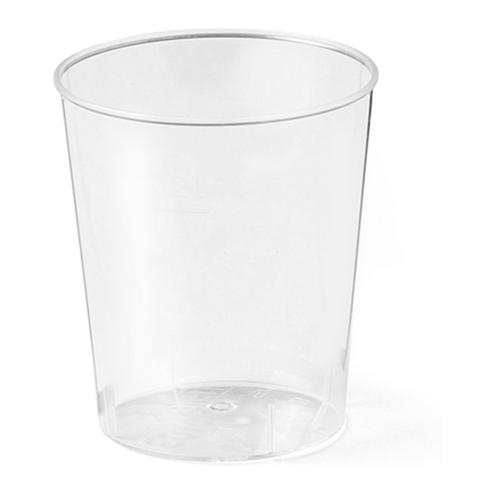 Shotglas 20 ml 42 x 80 stuks