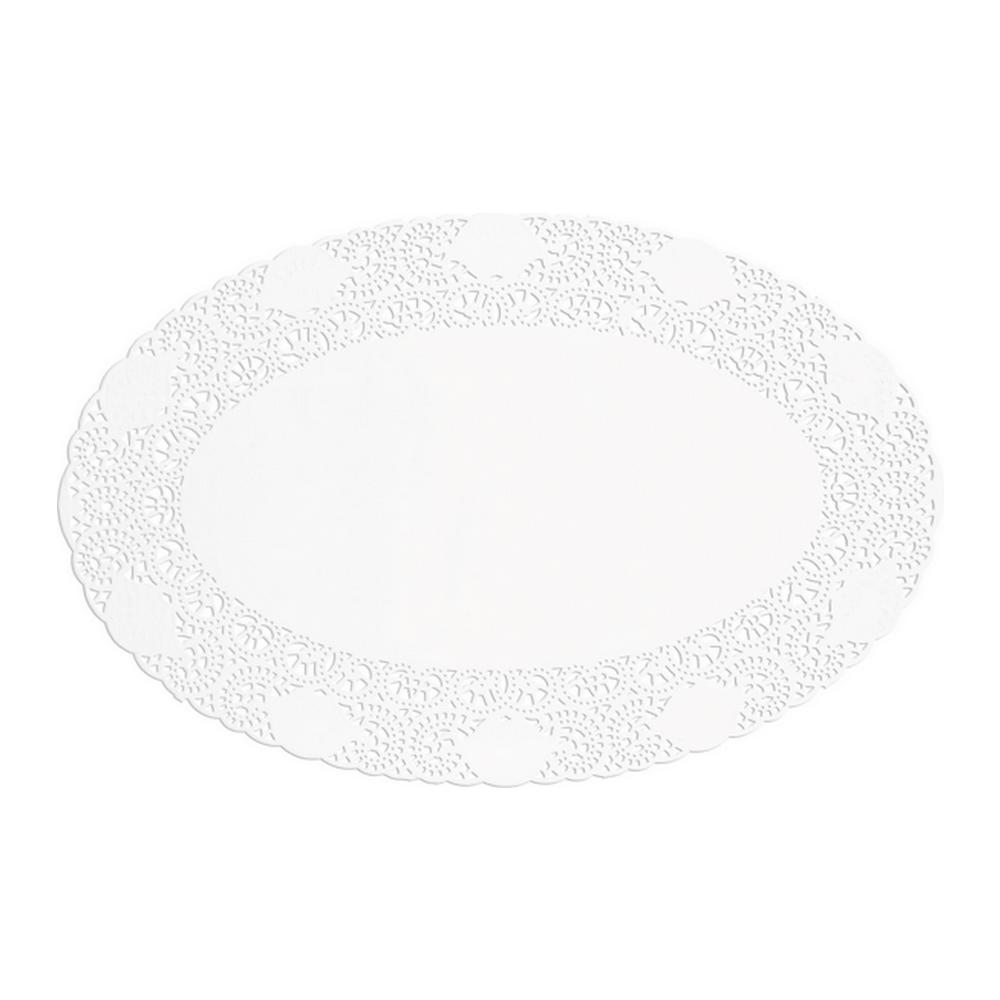 Taartrand Ovaal 41 x 28 cm