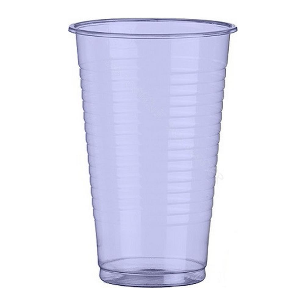 Waterbeker 250 ml ijsblauw 10 x 100 stuks