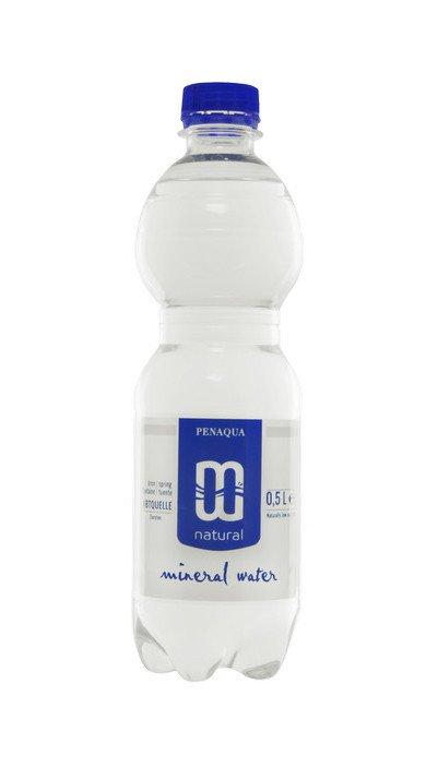 Penaqua mineraalwater | 12 x 0,5 liter