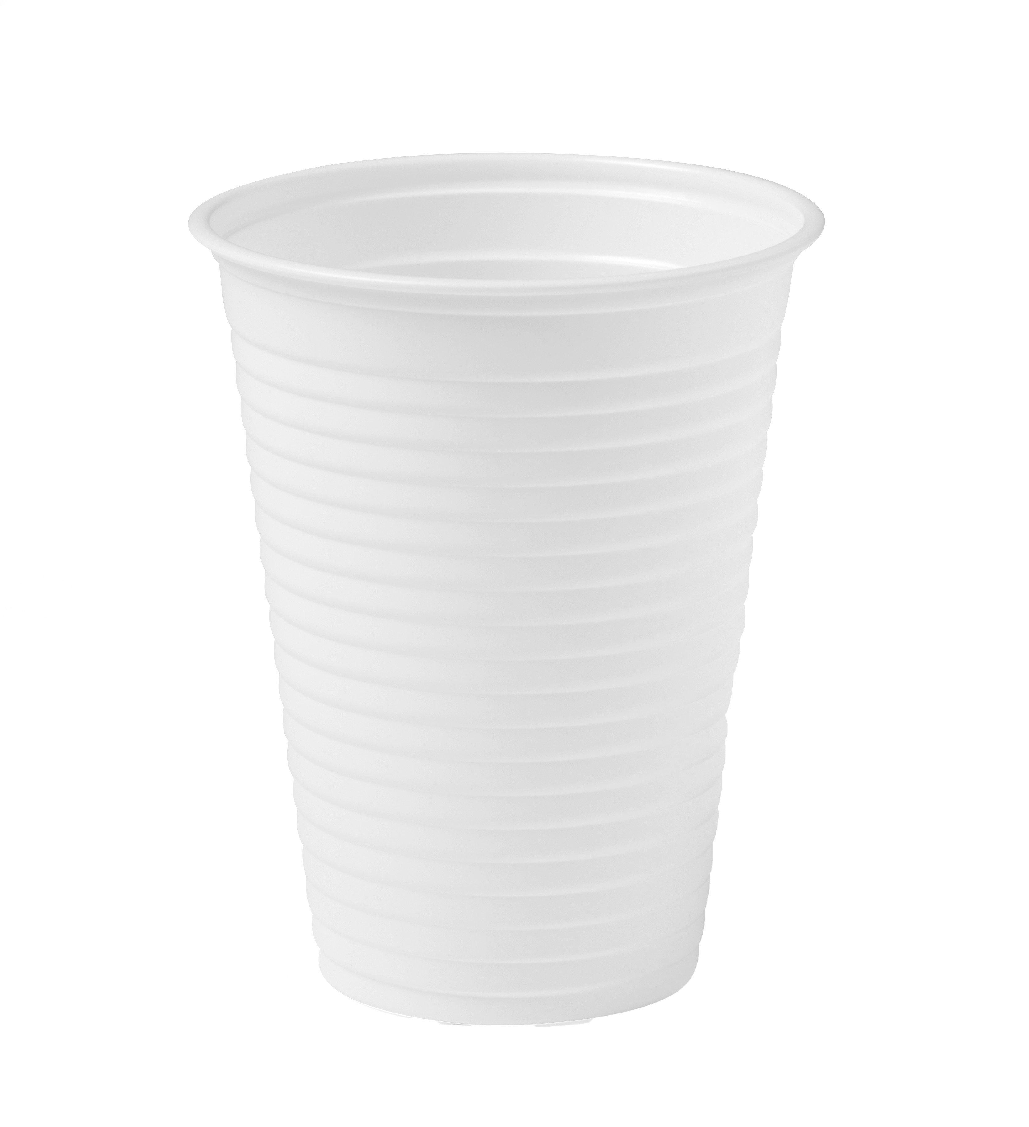 Drinkbeker | 180 ml | Wit | 3000 stuks