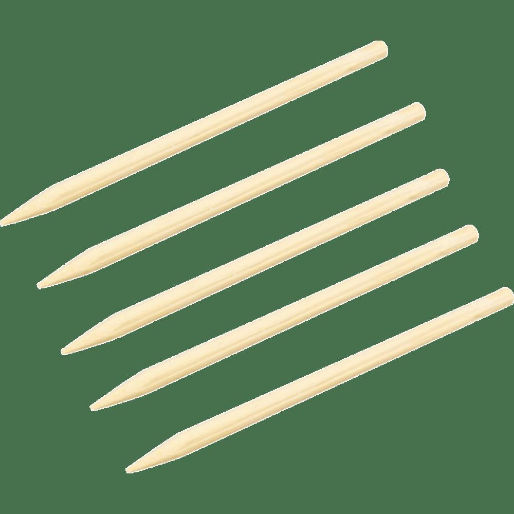 Biodore® Prikker maiskolfprikker Bamboe 120 mm