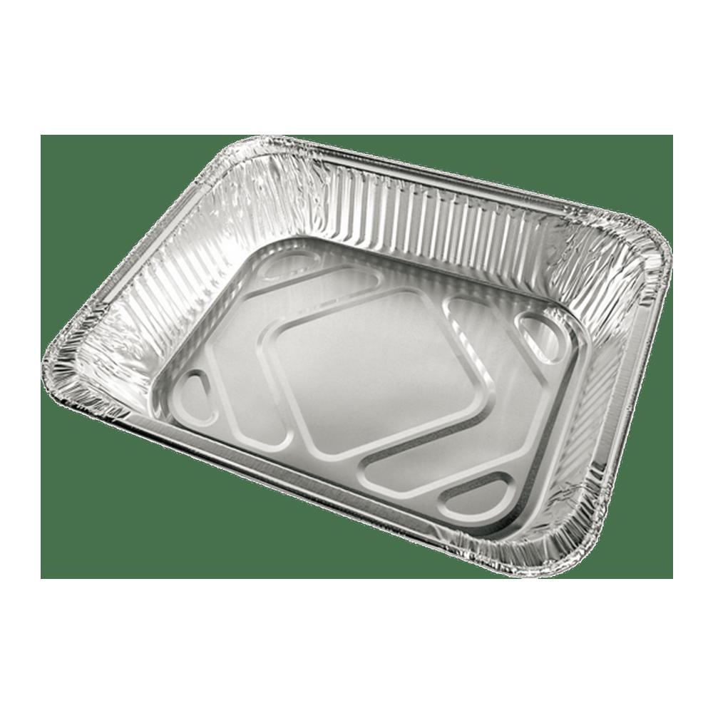 Aluminium Bak 52 x 32 x 7 cm 5 x 5