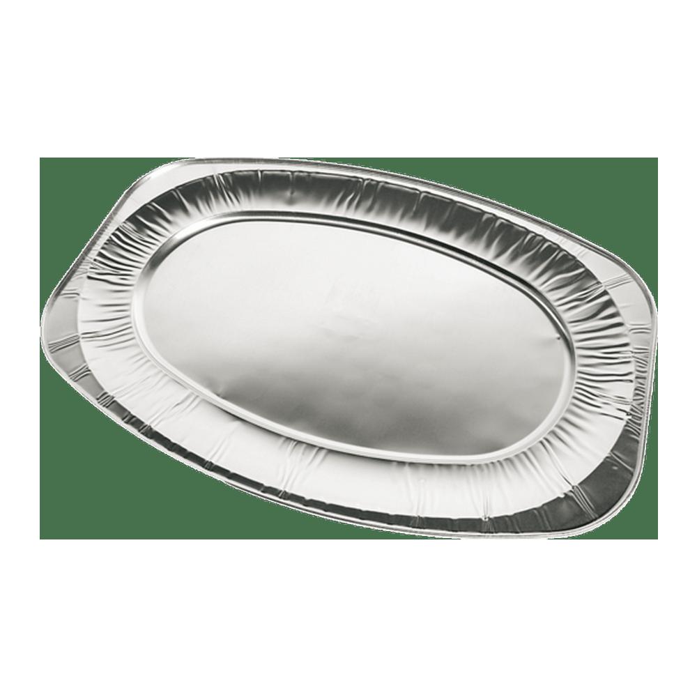 Aluminium Schaal Ovaal 55 cm 6 x 10