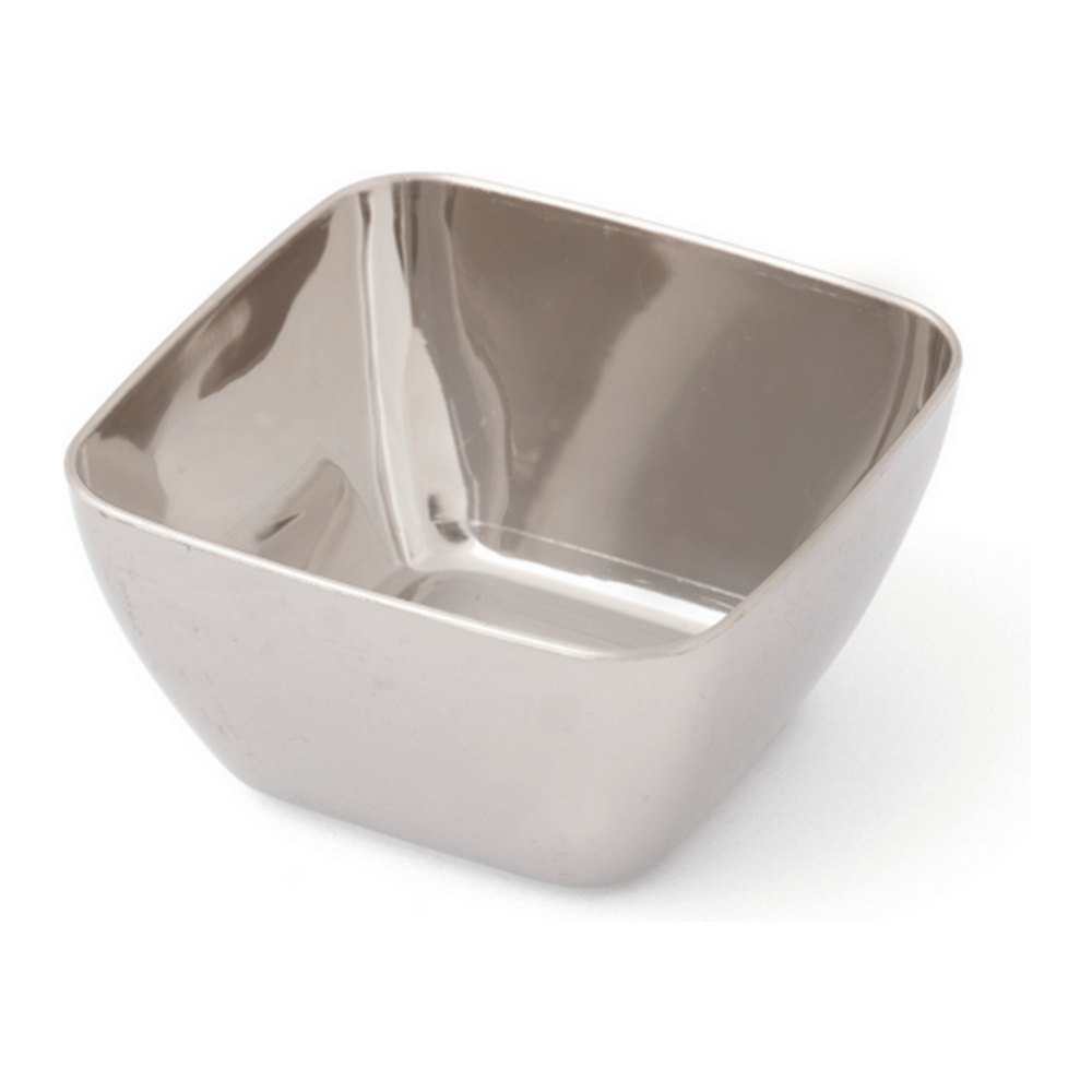 Amusebakje 50 ml  metal 6 x 80 stuks