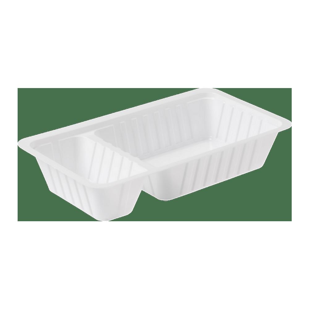 Bakje wit | 1000 stuks