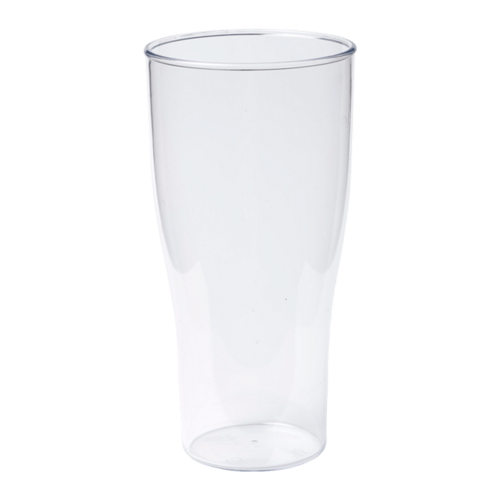 Bierglas onbreekbaar 400 ml 16 x 5 stuks