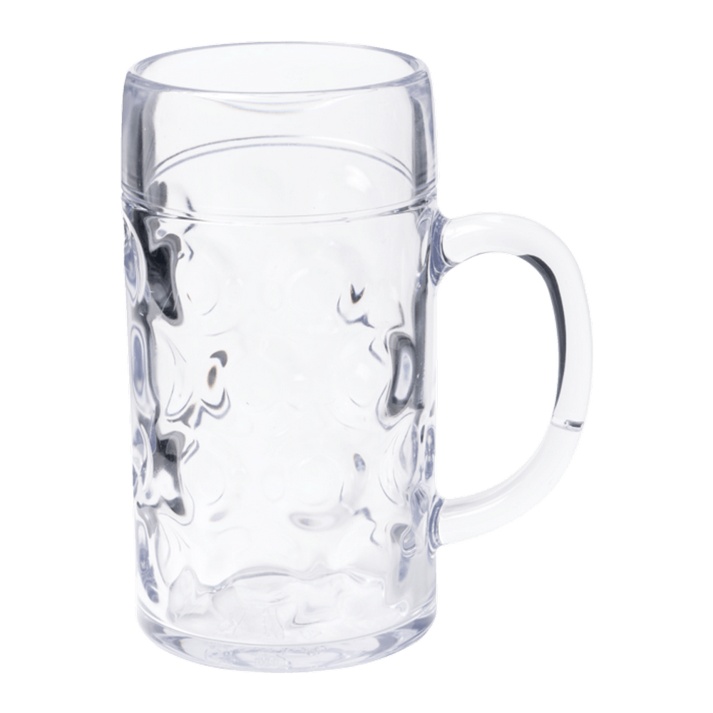 Bierpul onbreekbaar 500 ml 6 stuks
