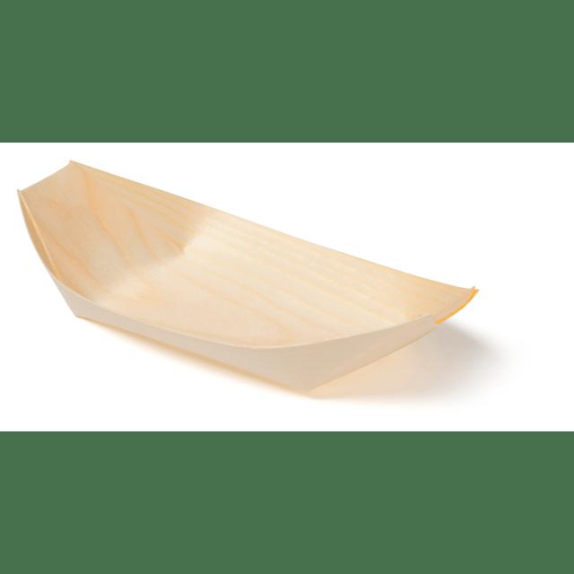 Biodore® Amuse Hout Boot 115 mm 70 ml 12 x 75 stuks