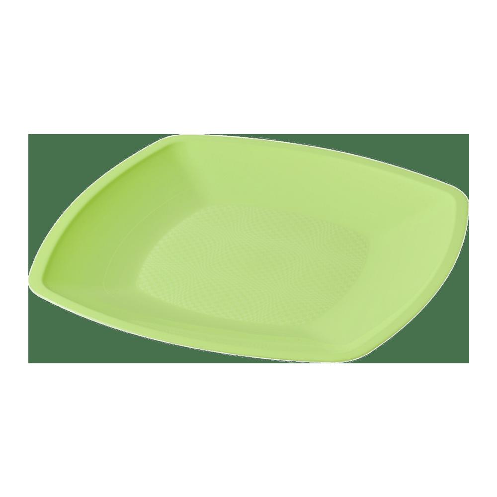 Bord Groen 230 mm 12 x 25 stuks