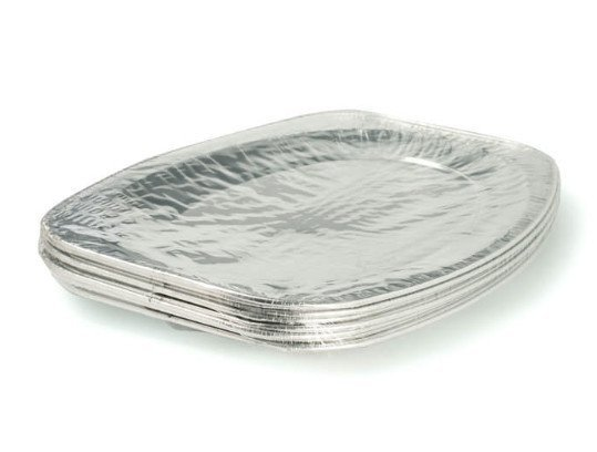 Schaal cateringschaal Aluminium 54,5 x 37,2cm