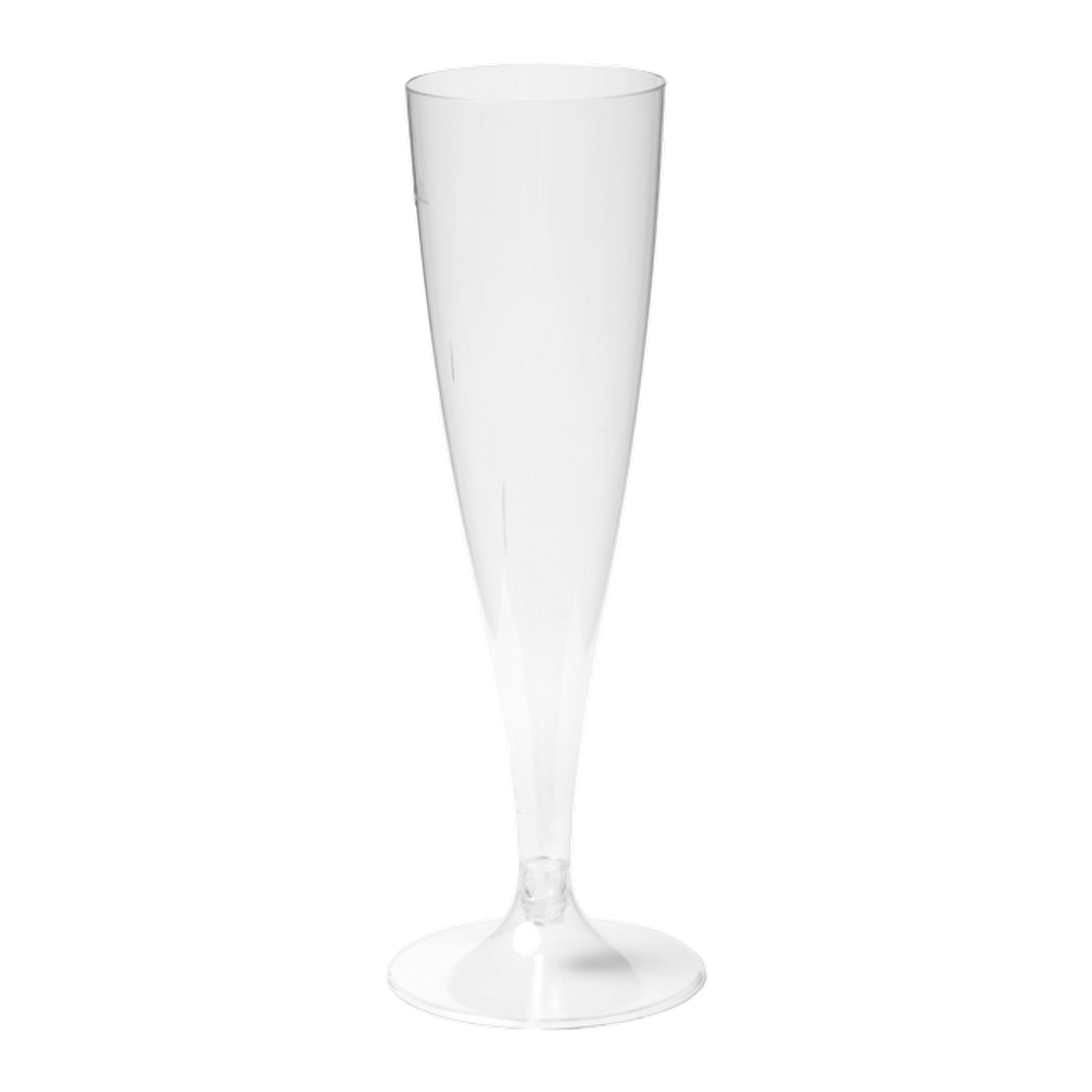 Champagneglas 100 ml 20 x 20 stuks