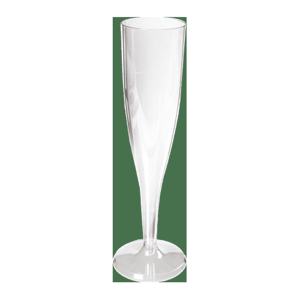 Champagneglas 100 ml 10 x 10 stuks