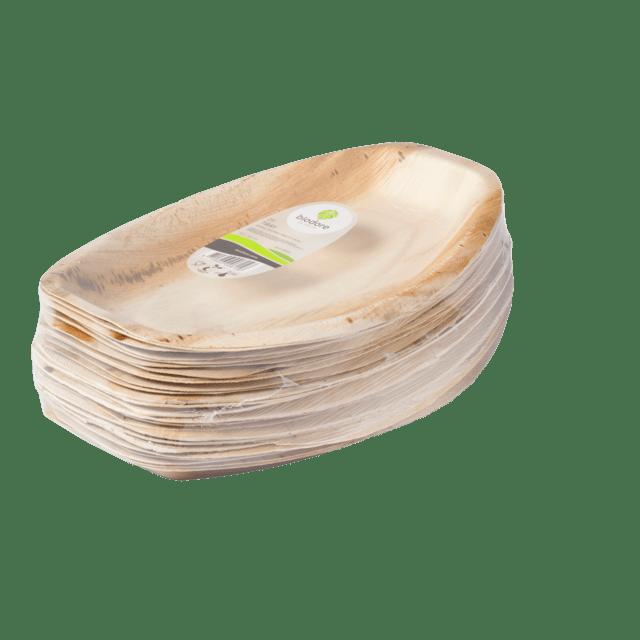 Biodore Schaal Palmblad 36 x 24 cm