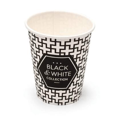 Black&White | Koffiebeker | 180 ml | 25 x 100 stuks