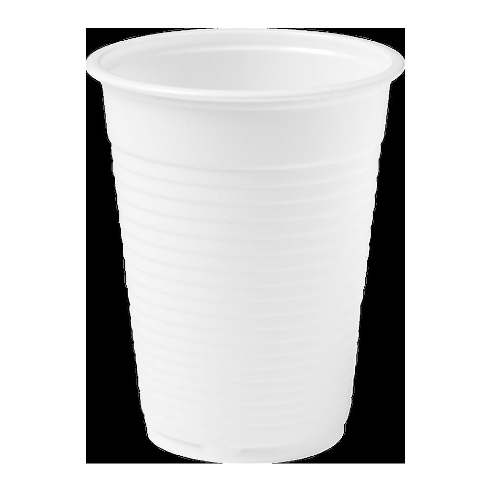 Drinkbeker 180 ml 20 x L wit 30 x 100 stuks