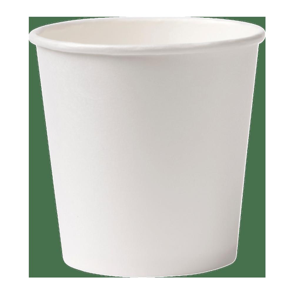 Espressobeker 120 ml wit 28 x 55 stuks