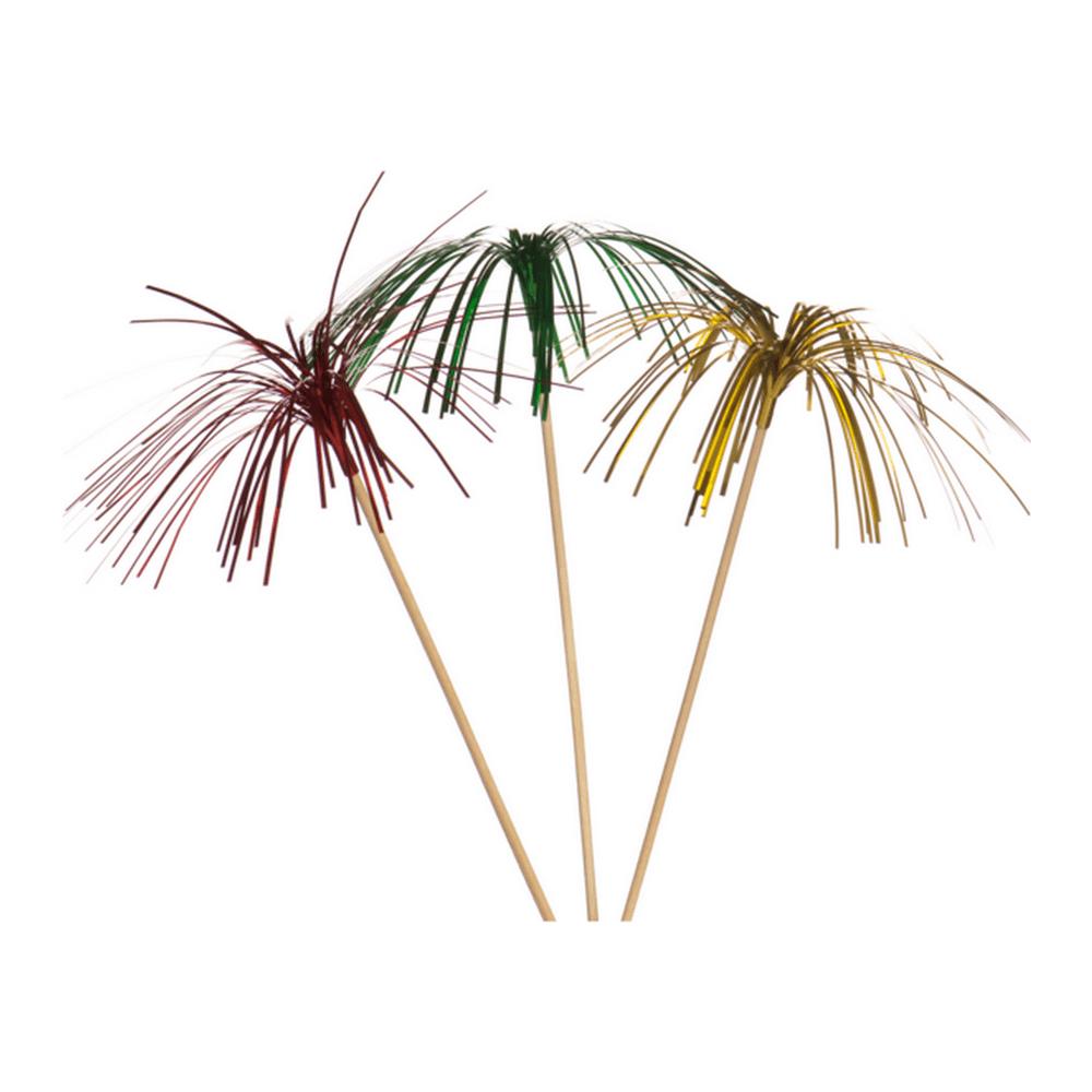 Palmboom Prikker Assorti 12 cm