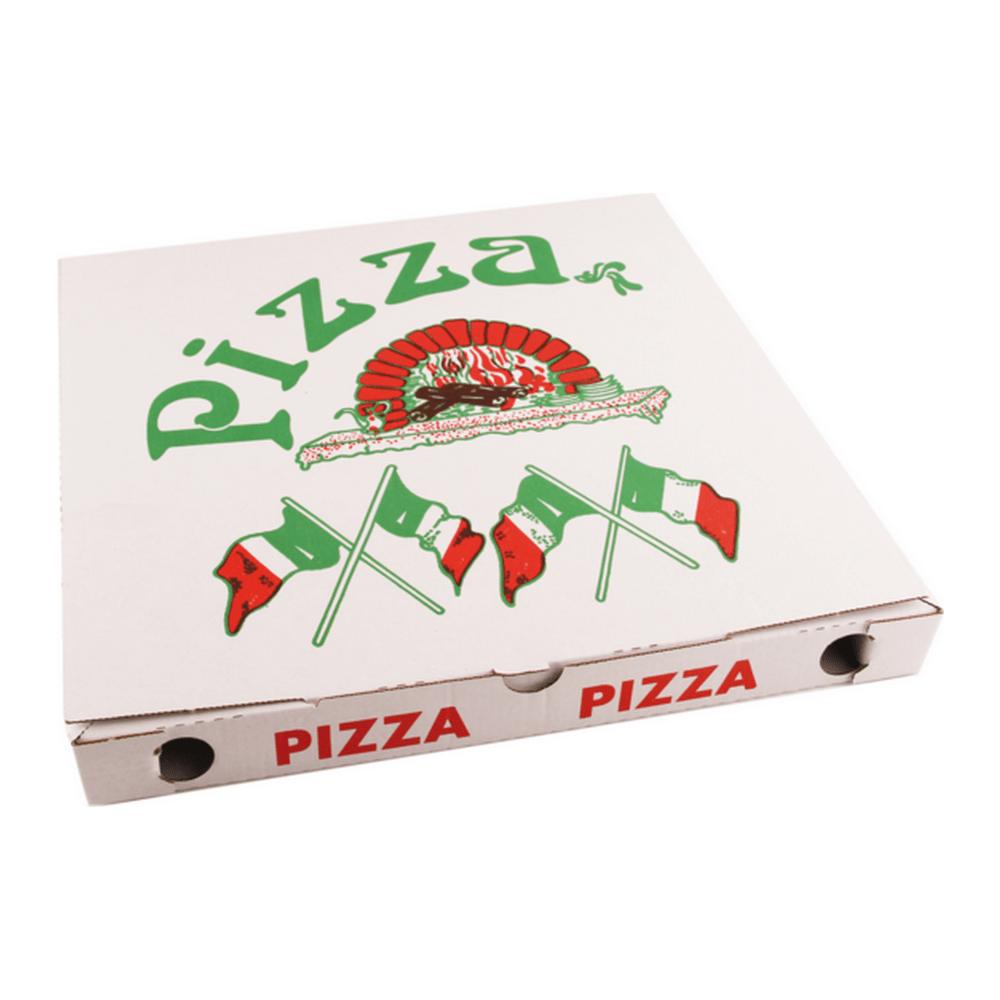 Pizzadoos 29 x 29 x 3 cm 50 stuks