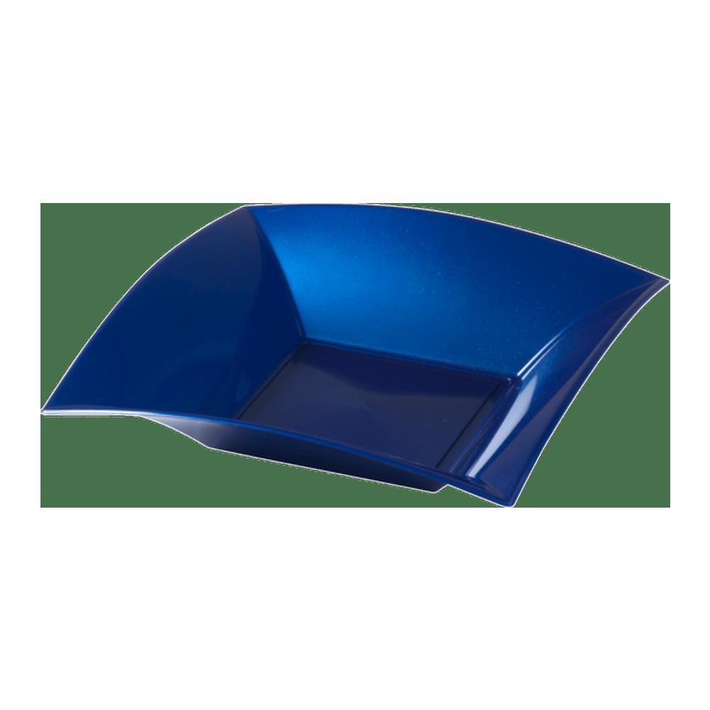 Soepbord Blauw Parelmoer 180 ml 12 x 25 stuks