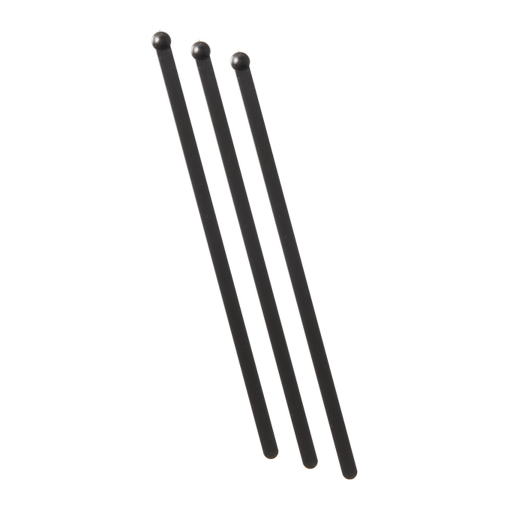 Stirrer zwart 12 x 200 stuks