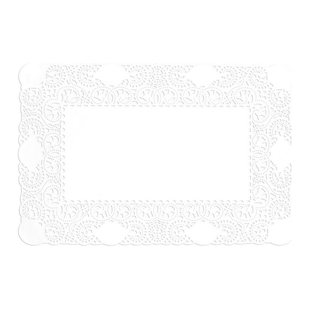 Taartrand Rechthoekig 26 x 34 cm