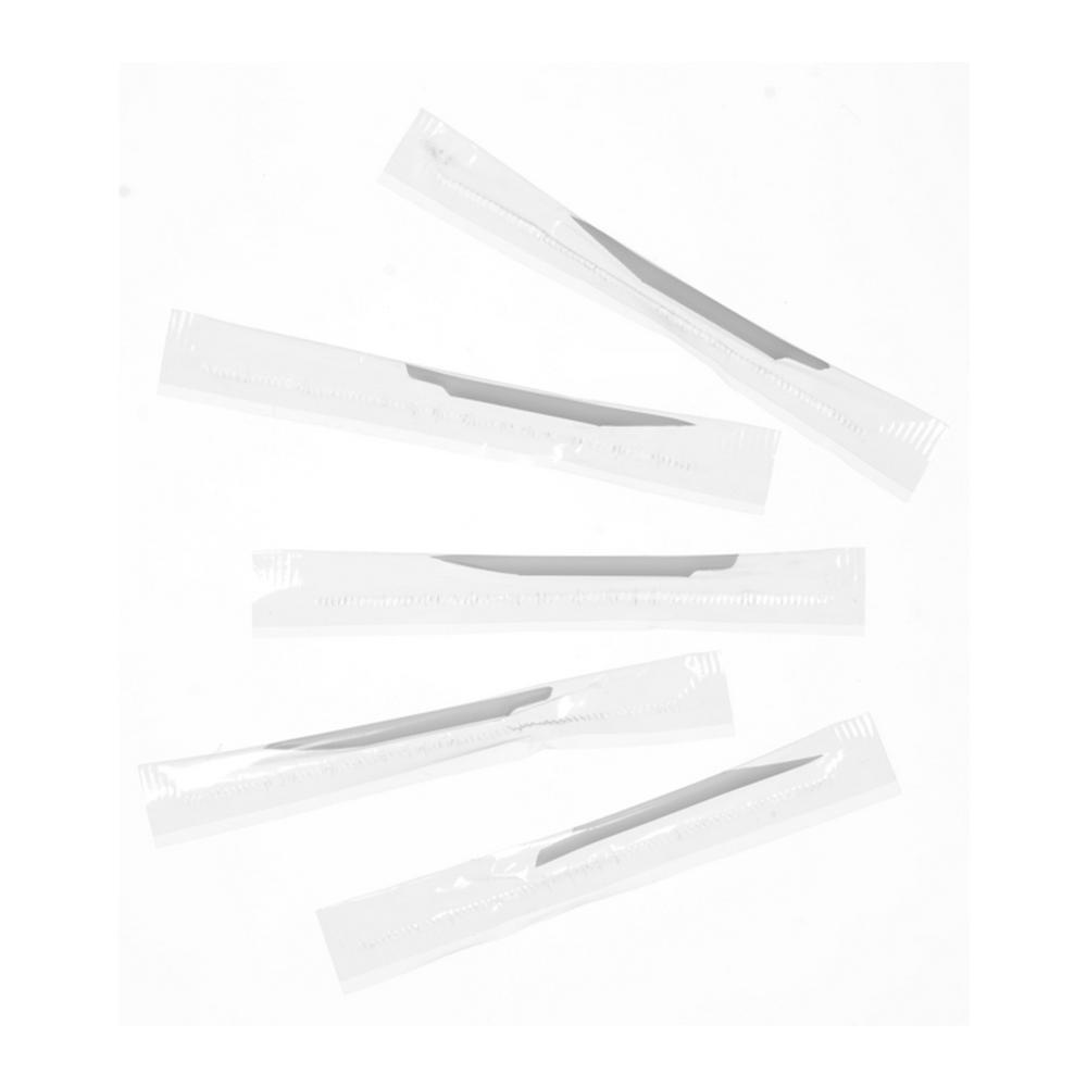 Tandenstoker Plastic 6 cm 12 x 1000 stuks