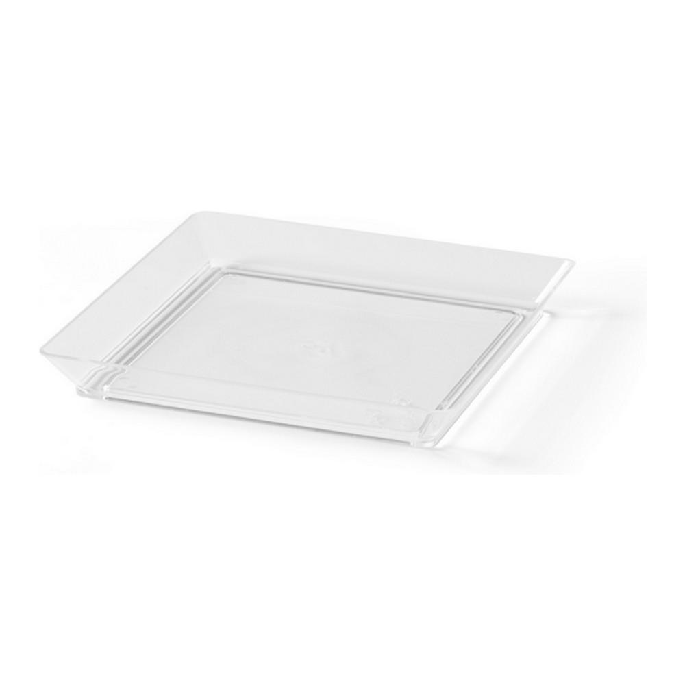 Amusebord | Transparant | 130 ml | 4 x 50 stuks